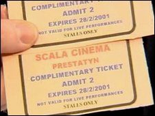 Pat Smith will finally get to use her eight-year old Scala tickets on Friday