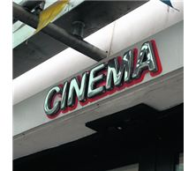 Prestatyn Scala Cinema signage (Credit Rhyl Journal)